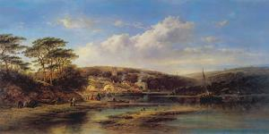 The Estuary by William Pitt
