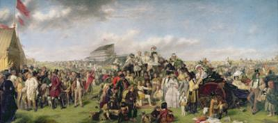 The Derby Day (1856), 1893-94