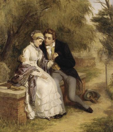 The Lover's Seat: Shelley and Mary Godwin