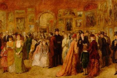The Private View, 1881
