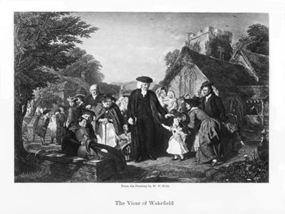 The Vicar of Wakefield, C1850