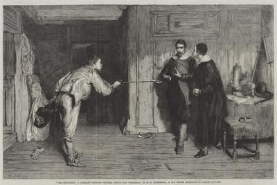 The Challenge, a Puritan's Struggle Between Honour and Conscience