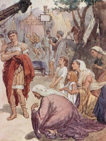 Coriolanus and the Matrons of Rome