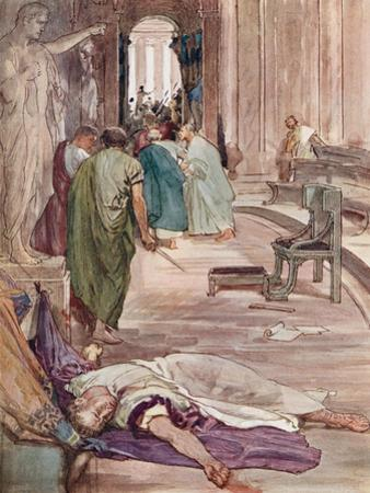 The Murder of Caesar