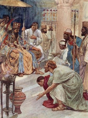 Themistocles at the Persian Court