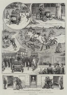 The Interrupted Honeymoon, a Motor-Car Tragedy by William Ralston