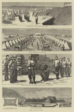 The Zulu War by William Ralston