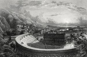 Ancient Ephesus, Turkey, 1887 by William Richardson