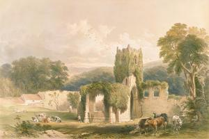 Mount Grace Priory by William Richardson