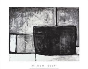 Composition II, c.1955 by William Scott
