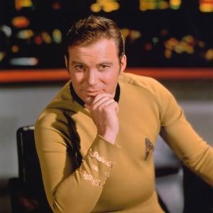 William Shatner, Star Trek, 1966