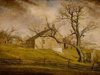 Long Island Farmhouses, 1862-63
