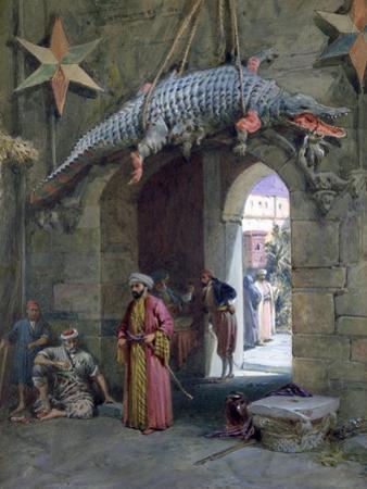 A Doorway in Cairo, 1884