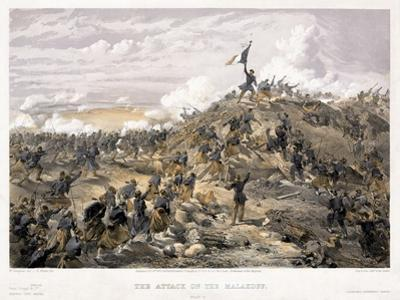 Attack on the Malakoff Redoubt on 7 September 1855, 1855