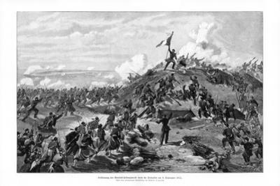 The Attack on the Malakoff, 1900