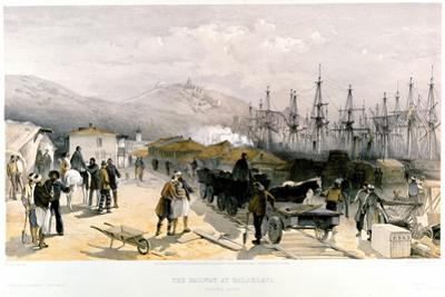 The Railway at Balaklava, 1855-1856
