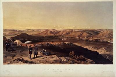 Valley of Chernaya River