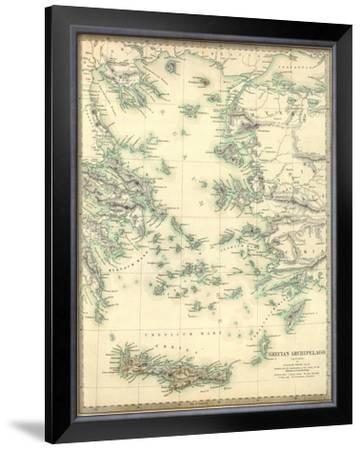 Grecian Archipelago, Ancient, c.1843