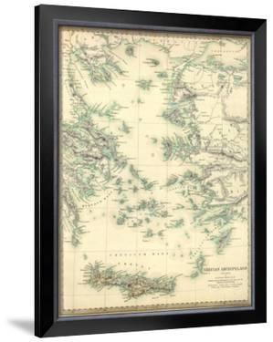 Grecian Archipelago, Ancient, c.1843 by William Smith