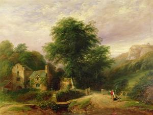 Ogwell Mill, Devon by William Spreat