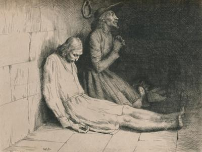 Christian and Hopeful in the Dungeon, C1916