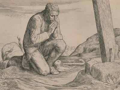 Christian Loses His Burden, C1916