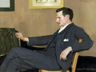 The Man in the Grey Suit, 1890