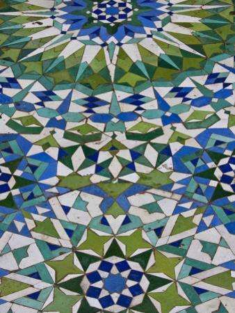 Al-Hassan II Mosque, Casablanca, Morocco by William Sutton