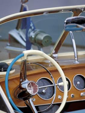 Antique and Classic Boat Society Show on Lake Washington, Seattle, Washington, USA by William Sutton