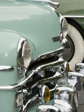 Classic American Automobile, Seattle, Washington, USA by William Sutton