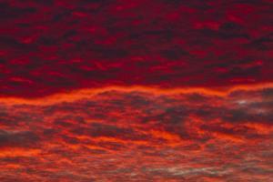Dawn sky, Portland, Oregon by William Sutton