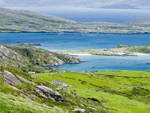 Harbor, Ring of Kerry, Kerry Peninsula, Ireland by William Sutton