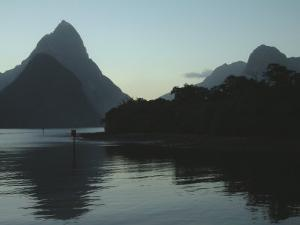 Milford Sound, Fjordland National Park, New Zealand by William Sutton