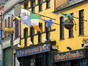 Pub, Londonderry, Derry, Northern Ireland by William Sutton