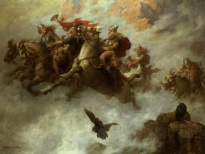 The Ride of the Valkyries by William T. Maud