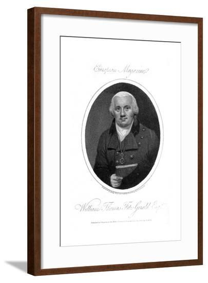 William Thos. Fitzgerald--Framed Giclee Print