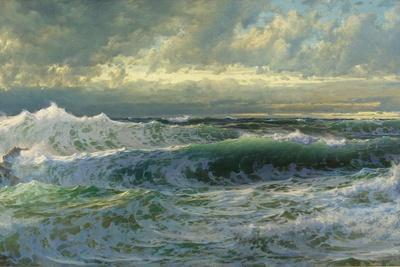 After a Gale, 1903