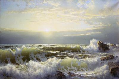 Off Connecticut, Newport, 1904