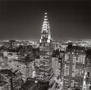 New York, New York, Chrysler Building by William Van Alen