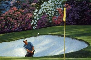Golf Course 6 by William Vanderdasson