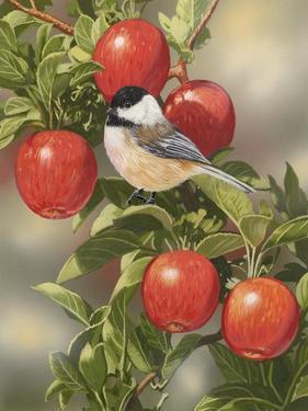 Orchard Guest by William Vanderdasson