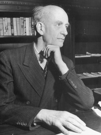 German Conductor Wilhelm Furtwangler