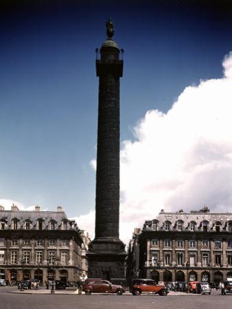 Napoleon's Monument in Place Vendome