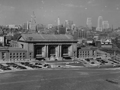 View of Kansas City