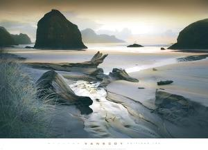 She Sleeps in the Sand by William Vanscoy
