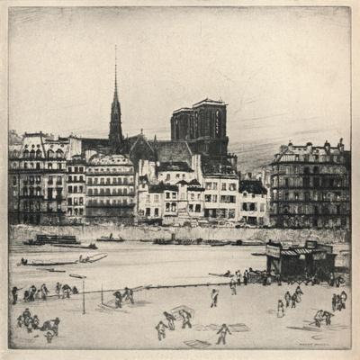 'Notre-Dame', 1915