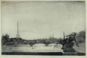 The Trocadero, 1915 by William Walker