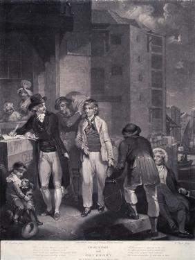 Industry and Economy, 1794 by William Ward