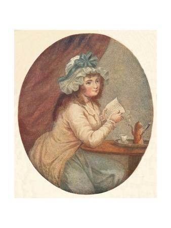 'Morning, or Thoughts on Amusement for the Evening', c1801