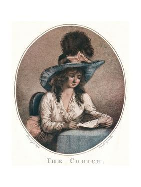 The Choice, C18th Century by William Ward